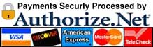 Secure Credit Card Processing